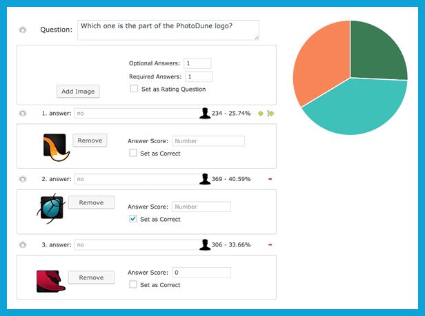 WordPress Survey Setup with Correct Answers or Score