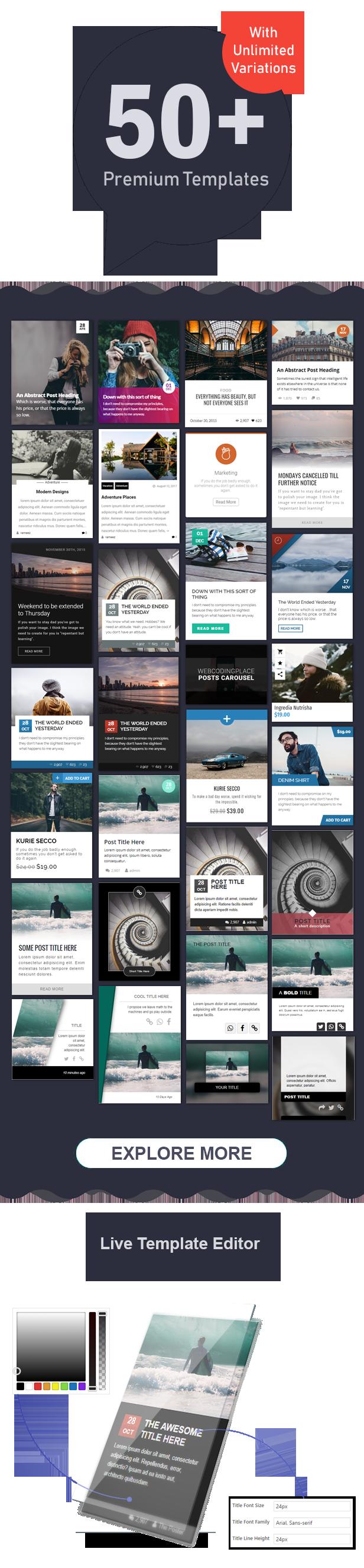 Responsive Posts Carousel WordPress Plugin - 6