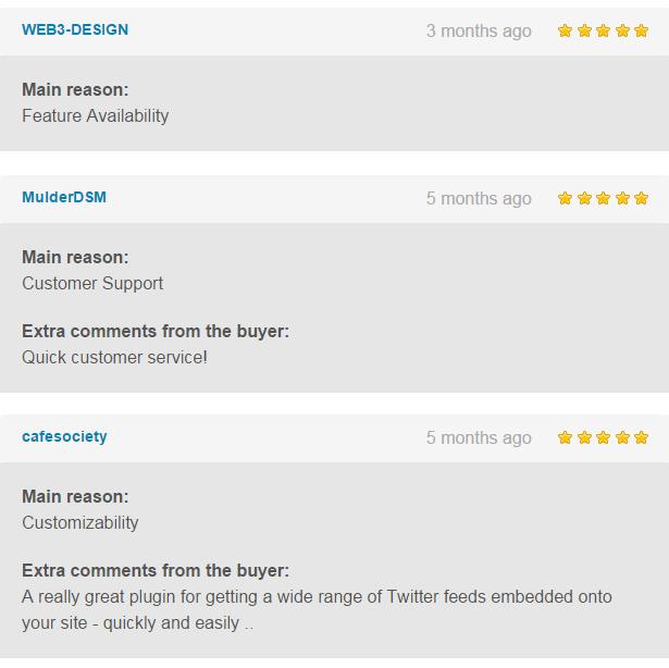 AccessPress Twitter Feed Pro - An Ultimate Twitter Feed Plugin to Generate Twitter Feeds - 5
