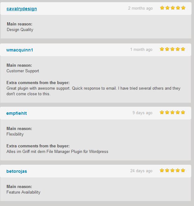File Manager Plugin For WordPress - 7