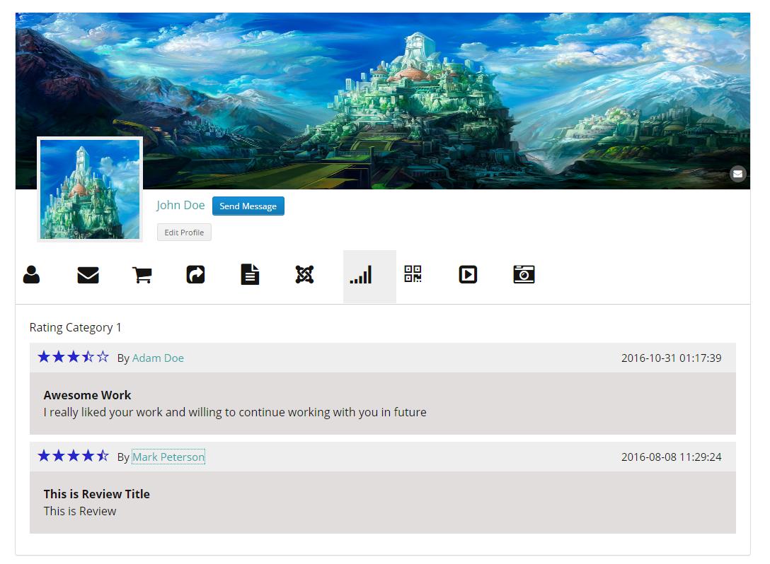 User Profiles Made Easy - WordPress Plugin - 227