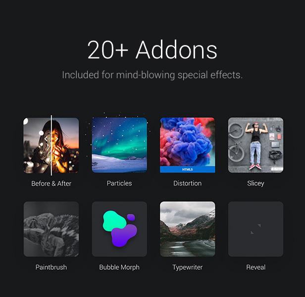 Slider Revolution 6 Magento Extension - 20+ Addons