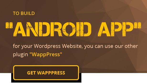 iOS App for WordPress