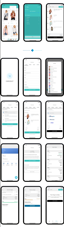 Fluxstore Multi Vendor - Flutter E-commerce Full App - 22