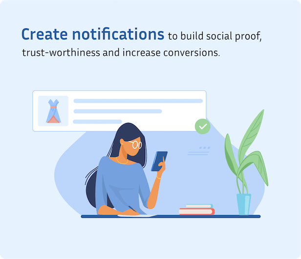 Fommerce - WooCommerce Notifications & Sales Feed - 5