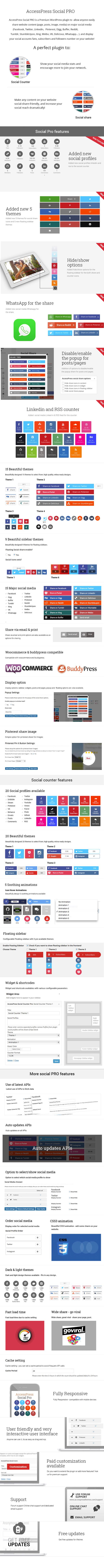 AccessPress Social Pro - 3