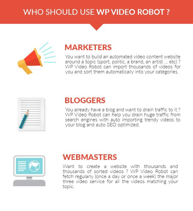 WordPress Video Robot - The Ultimate Video Importer - 16