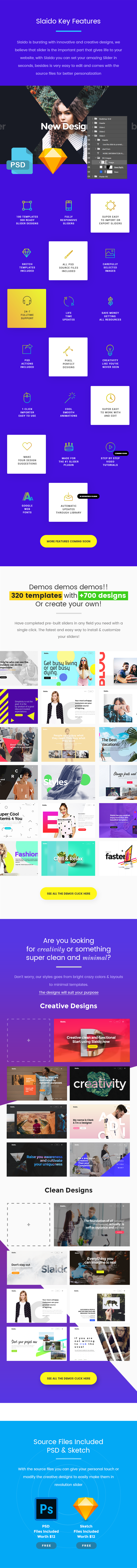 Slaido - Template Pack for Slider Revolution WordPress Plugin - 5