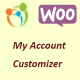 WooCommerce Customize My Account Pro