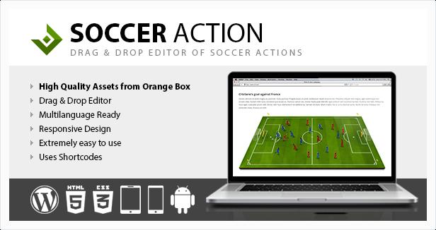 Soccer Action plugin for WordPress