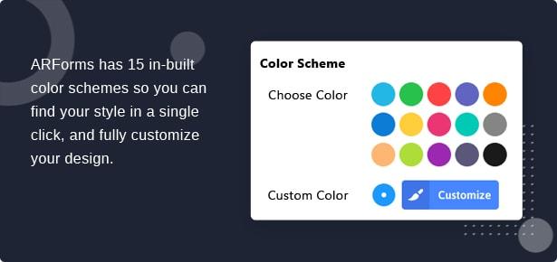 ARForms: WordPress Form Builder Plugin - 13
