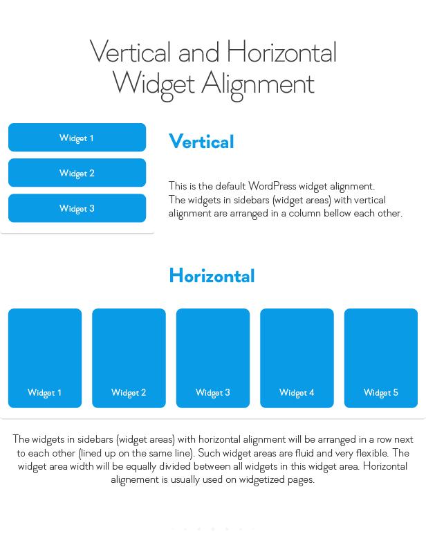 Sidebar & Widget Manager for WordPress - 7