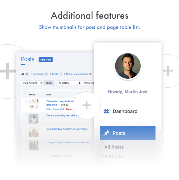 wphave Admin - A clean and modern WordPress Admin Theme - 5