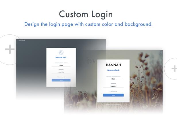 wphave Admin - A clean and modern WordPress Admin Theme - 3