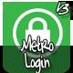 Metro Login - 8