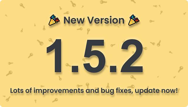 LicenseBox v1.5.2 Released