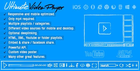 Ultimate Video Player WordPress Plugin - 30
