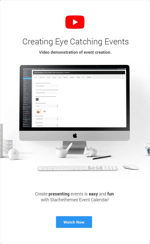 Stachethemes Event Calendar - WordPress Events Calendar Plugin - 5