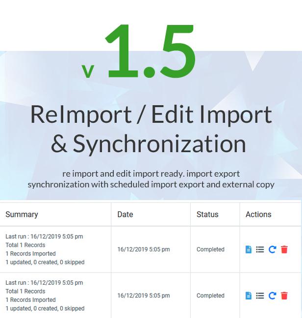 WP Import Export - 19
