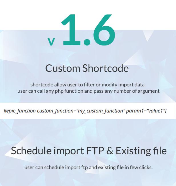 WP Import Export - 18
