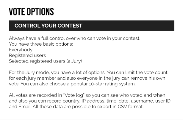 Video Contest WordPress Plugin - 10