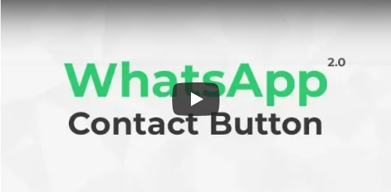 WhatsApp Contact Button 2.0 (Chat) - 1