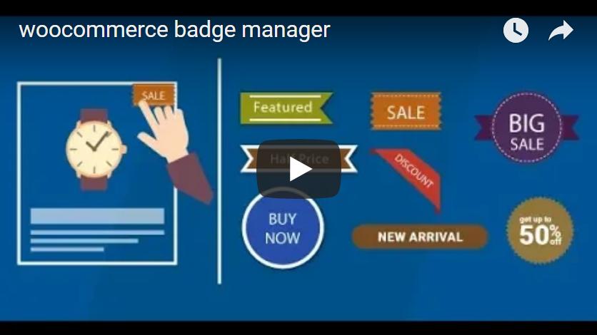 WordPress WooCommerce Badge Manager Plugin - 4