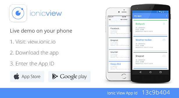 Ionic WooCommerce API - PhoneGap / Cordova Full Hybrid App - 4