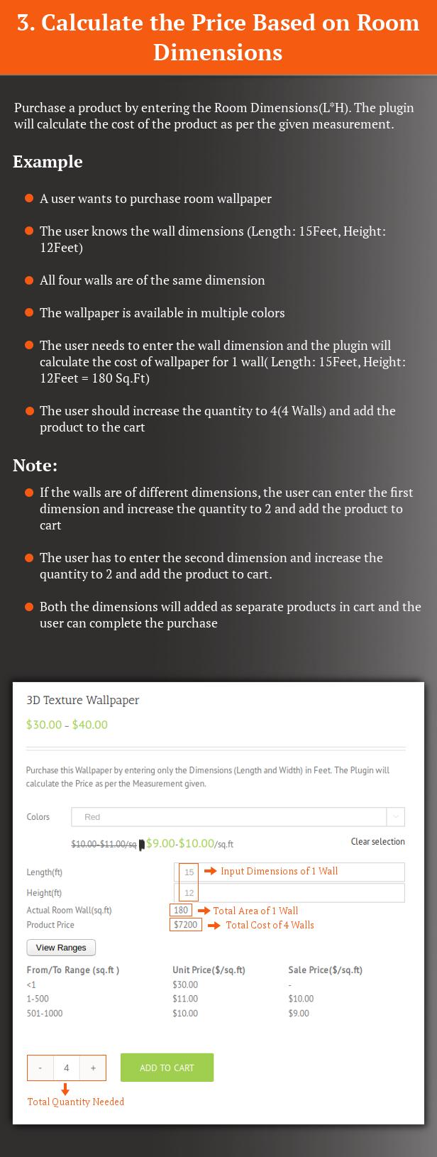 SUMO WooCommerce Measurement Price Calculator - 5