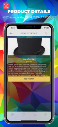 Shoppy | iOS Universal eCommerce App Template (Swift) - 19