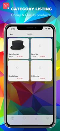 Shoppy | iOS Universal eCommerce App Template (Swift) - 21