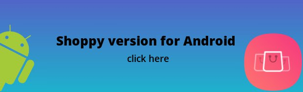 Shoppy | iOS Universal eCommerce App Template (Swift) - 8